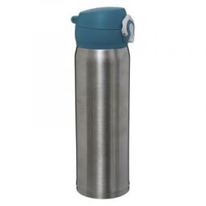 Bouteille isot rme INOX bleu 35 cl