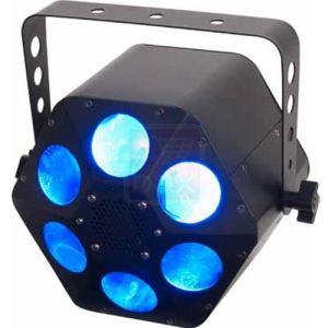 American DJ QUAD LED DMX 15 - Quad Phase HP