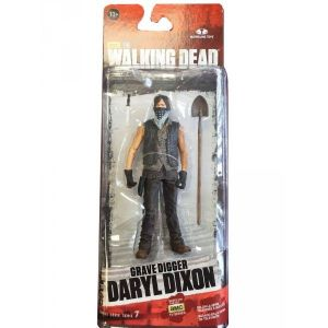 MCFarlane Toys Figurine The Walking Dead TV Serie 7.5 : Daryl Dixon