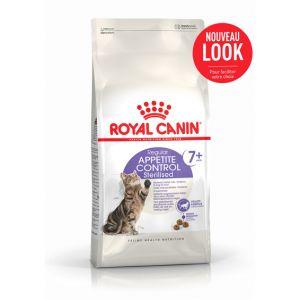 Royal Canin Sterilised 7+ Appetite Control - Sac 3,5 kg