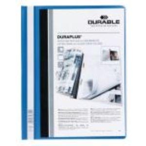 Durable Chemise à lamelles Duraplus personnalisable (A4)