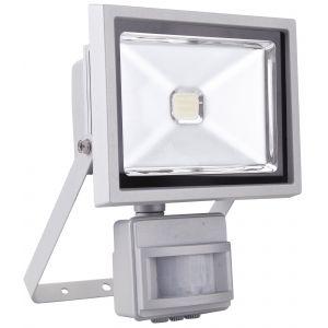 Dhome Projecteur inclinable LED avec détecteur - 20 W