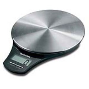 Salter 1035SSBKDR - Balance culinaire électronique de 5kg