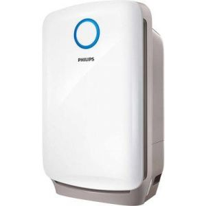 Philips AC4080/10 - Combi 2 en 1 purificateur et humidificateur d'air avec capteur intelligent