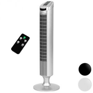 Jago TVETL01 - Ventilateur colonne avec télécommande