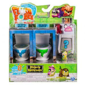Spin Master Flush Force : Coffret de 8 Flushies (modèle aléatoire)
