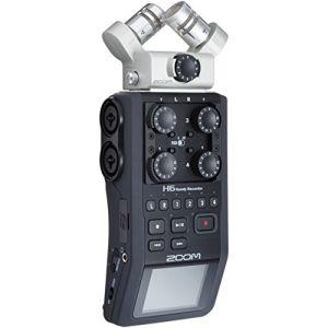 Zoom H6/GE Enregistreur vocal numérique