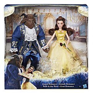 Hasbro Poupées Belle et Bête grande romance Disney Princesse