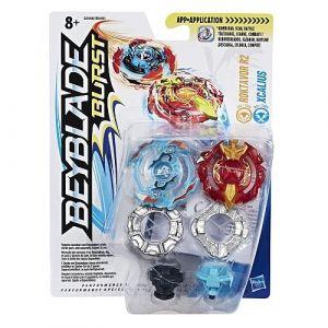 Hasbro Beyblade Burst - Coffret 2 toupies Roktavor + Xcalius C0596