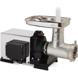 Reber Hachoir à viande électrique Pro 9504N N°32 - 1200 W