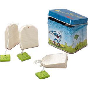Haba Boîte à thé avec 4 sachets