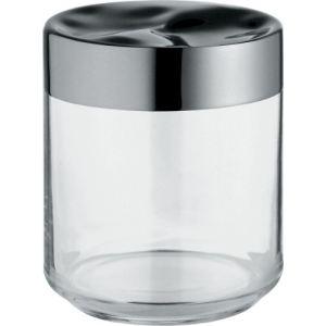 Alessi LC08 - Bocal hermétique Julieta en métal (75 cl)