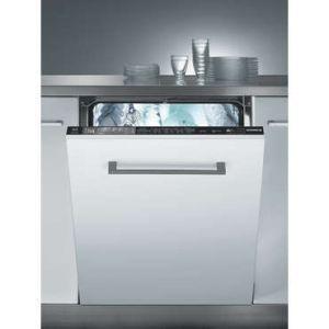 Rosières RLF766D-47 - Lave-vaisselle intégrable 15 couverts