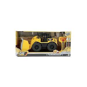 Toy State Caterpillar - Camion de chantier filoguidé 38 cm - 36653