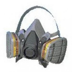 3M Demi masque 6200 Taille M