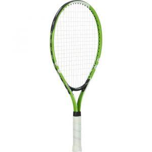 Athli-tech Raquette de tennis T21 - Enfant - Vert et noir - Enfant - En aluminium - Idéal pour les joueurs de 5 à 6 ans