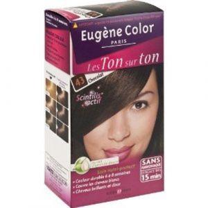 Eugène Color Les Ton Sur Ton N°43 Chocolat - Coloration ton sur ton sans ammoniaque