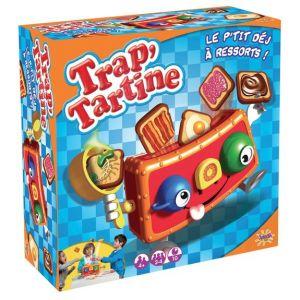 Splash Toys Trap'tartine - Le p'tit dej' à ressorts !