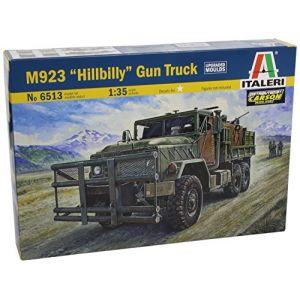 Italeri 6513 - Maquette char d'assaut M923 Hillbilly Gun Truck
