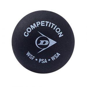 Dunlop Compétition Tube de 12 Squash Balles