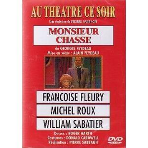 Au théâtre ce soir : Monsieur Chasse