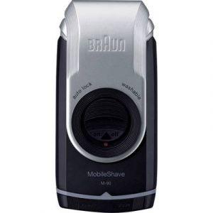 Braun MobileShave M-90  - Rasoir électrique de poche