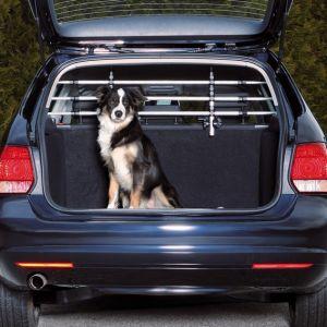 Trixie Grille de séparation aluminium pour voiture