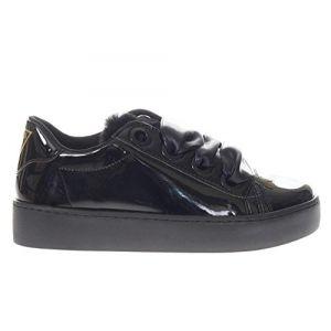 Guess Chaussures FLURN3PAF12 Baskets Femme NOIR
