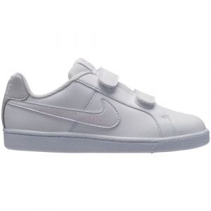 Nike Chaussures enfant Chaussure fille Court Royale blanc - Taille 30,31,32,34,29 1/2