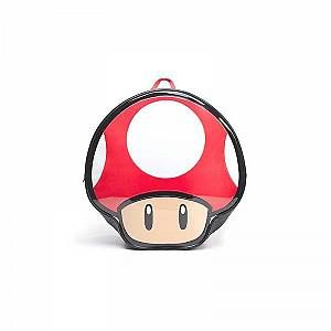 Bioworld Sac à dos Nintendo Super Mario Mushroom Shaped
