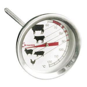 Metaltex Thermomètre de cuisson spécial viande