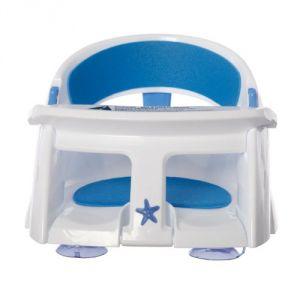 Dreambaby G661 - Siège de bain assise rembourrée et thermomètre