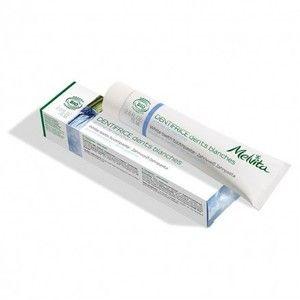 Melvita Dentifrice dents blanches arôme de menthe