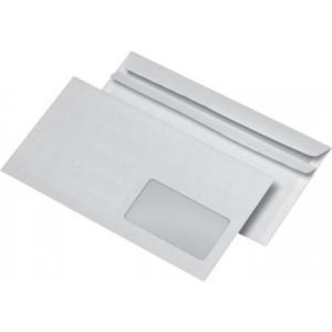 Oxford 100104337 Bo/îte de 500 Enveloppes auto-adh/ésives 114 x 162 mm Blanc
