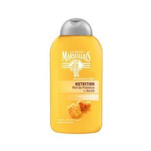 Le Petit Marseillais Shampooing karité/miel Cheveux Secs et Cassants