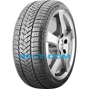 Pirelli Pneu auto hiver : 205/45 R17 88V Winter Sottozero 3