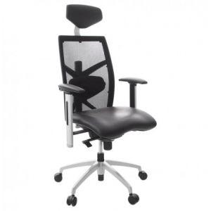 Kokoon Design Fauteuil de bureau OSAKA BLACK