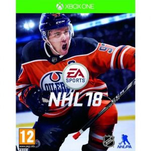 NHL 2018 sur XBOX One