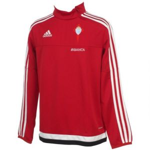Adidas Sweat dentraînement joueur Performance Celta vigo jr 2015/16 Rouge 37888