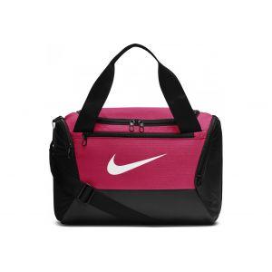 Nike Sac de sport de training Brasilia (très petite taille) - Rose - Taille ONE SIZE - Unisex