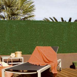 Nortene Greenset 1,5 x 3 m - Brise vue type haie artificielle