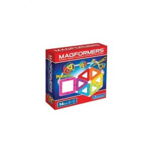 Magformers MF63069 - Jeu de construction 14 pièces