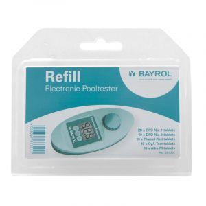 Bayrol Recharge pour Pool tester électronique