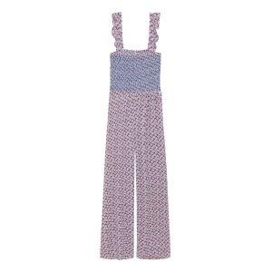 Pepe Jeans Agata Combinaison, Multicolore (Multi 0Aa), Large (Taille Fabricant:L) Femme