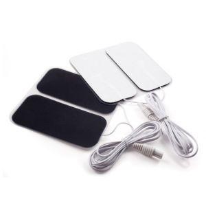 TensCare E-CM50100-MT - 4 électrodes de rechange MT MamaTENS 50 x 100 mm