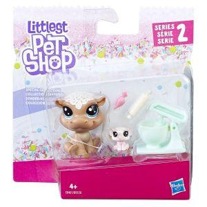 Hasbro Duo Teensiee Petshop Hippo rare