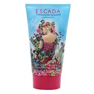 Escada Turquoise Summer - Lait parfumé pour le corps