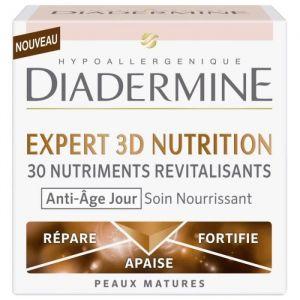 Diadermine Expert Nutrition 3D Crème de Jour 50 ml