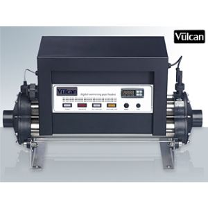 Vulcan V100-18 - Réchauffeur électrique 18 kw triphasé digital