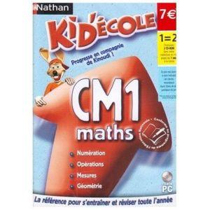 Kid'école CM1 : Maths 2008 [Windows]